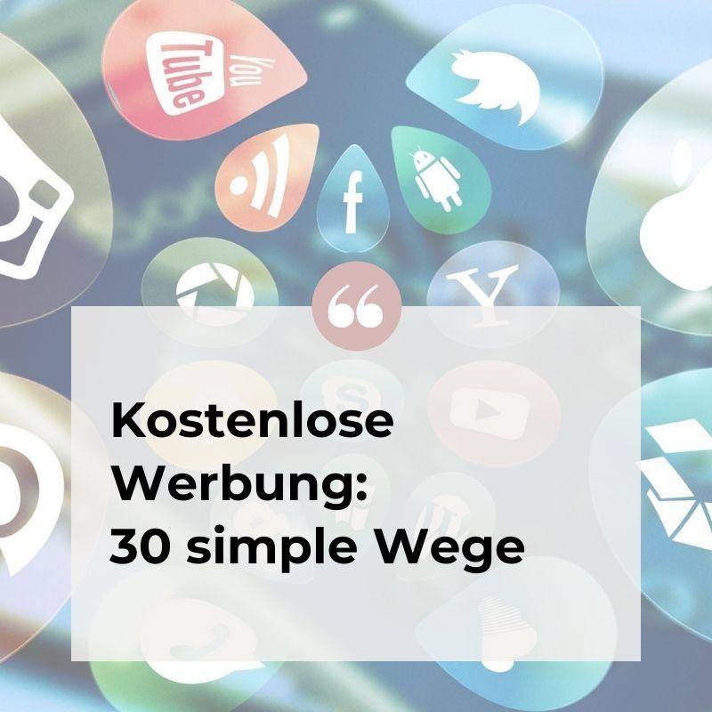 Kostenlose-werbung-30-simple-Wege-um-zu-vermarkten